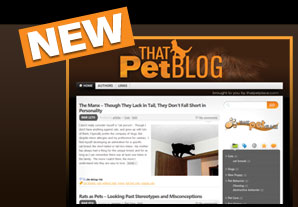 that pet blog