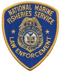NMFS Badge