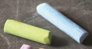 chalkpieces